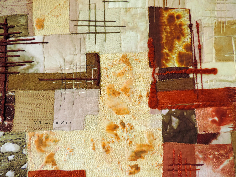 Surface Design Association | Jean Sredl Fiber Artist